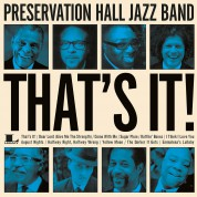 Preservation Hall Jazz Band: That's It - Plak