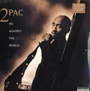 2pac: Me Against The World - Plak