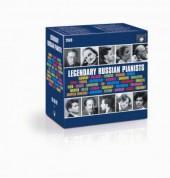 Legendary Russian Pianists - CD