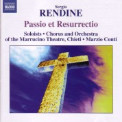 Çeşitli Sanatçılar: Rendine: Passio et Resurrectio - CD