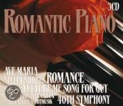 Çeşitli Sanatçılar: Romantic Piano - CD