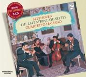 Quartetto Italiano: Beethoven: The Late Quartets - CD
