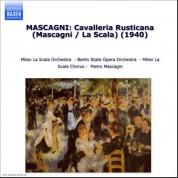 Mascagni: Cavalleria Rusticana (Mascagni / La Scala) (1940) - CD