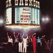 Maze: Live In New Orleans - Plak