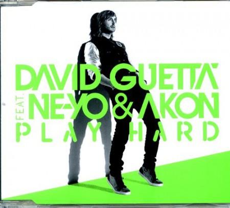 David Guetta, Neyo, Akon: Play Hard (Remixes) - CD