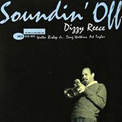Dizzy Reece: Soundin' Off (45rpm-edition) - Plak