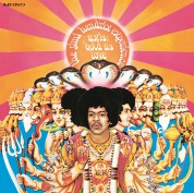 Jimi Hendrix: Axis Bold As Love =Mono= - Plak