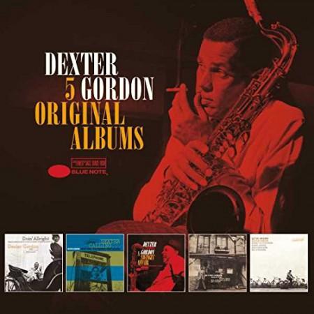 Dexter Gordon: 5 Original Albums - CD