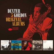 Dexter Gordon: 5 Original Albums - CD