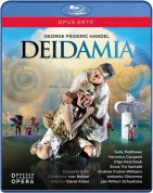 Handel: Deidamia - BluRay
