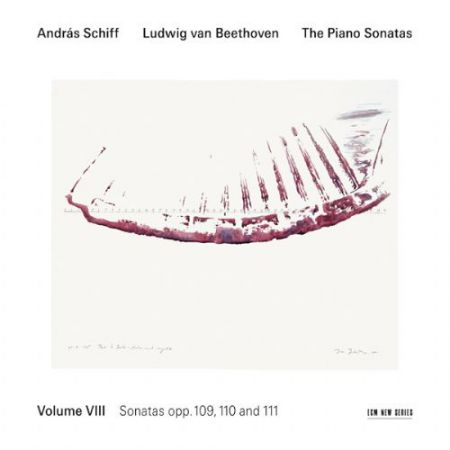 András Schiff: Ludwig van Beethoven: The Piano Sonatas, Volume VIII - CD