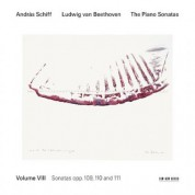 András Schiff: Ludwig van Beethoven: The Piano Sonatas, Volume VIII - CD