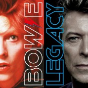 David Bowie: Legacy (The Very Best Of David Bowie) - Plak