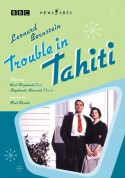 Bernstein: Trouble in Tahiti - DVD