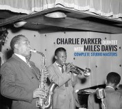Charlie Parker, Miles Davis: Complete Studio Masters (16 page Booklet Including 10 Outstanding Photos, Photographs by William Gottlieb) - CD