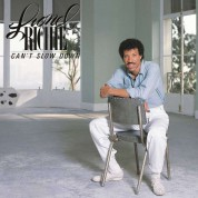 Lionel Richie: Can't Slow Down - Plak
