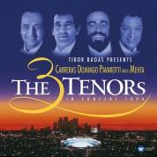 Plácido Domingo, José Carreras, Luciano Pavarotti: The Three Tenors in Concert 1994 - Plak