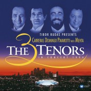 Plácido Domingo, José Carreras, Luciano Pavarotti: The Three Tenors in Concert 1994 - Plak