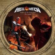 Helloween: Keeper Of The Seven Keys: The Legacy (Clear Vinyl) - Plak