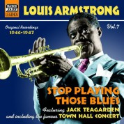 Louis Armstrong: Armstrong, Louis: Stop Playing Those Blues (1946-1947) - CD