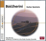 Academy of St. Martin in the Fields Chamber Ensemble, Pepe Romero: Boccherini: Quintets For Guitar & Strings - CD