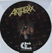 Anthrax: Among The Living - Plak