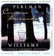 John Williams, Itzhak Pearlman: Cinema Cerenade - CD