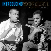 Wayne Shorter: Introducing Wayne Shorter (Images By Iconic Photographer Francis Wolff) - Plak