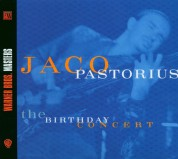 Jaco Pastorius: The Birthday Concert - CD