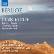 Lyon National Orchestra, Leonard Slatkin: Berlioz: Harold en Italie - CD