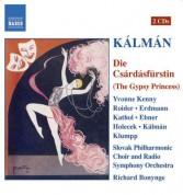 Kalman: Csardasfurstin (Die) (The Gypsy Princess) - CD