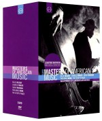 Billie Holiday, Charlie Parker, Sarah Vaughan, Thelonious Monk: Masters of American Music - DVD