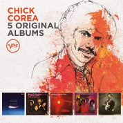 Chick Corea: 5 Original Albums Vol. 1 - CD