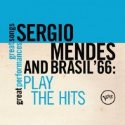 Sergio Mendes, Brasil '66: Plays The Hits - CD