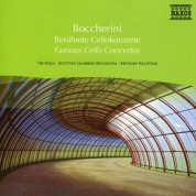 Tim Hugh: Boccherini: Cello Concertos - CD