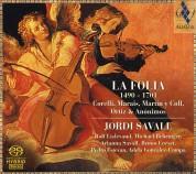 Jordi Savall, Rolf Lislevand: La Folia 1490-1701 - SACD