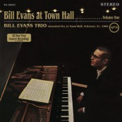 Bill Evans At Town Hall Vol. 1 - Plak