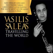 Vasilis Saleas: Travelling The World - CD