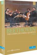 Belcea Quartet: Beethoven: The Complete String Quartets - DVD
