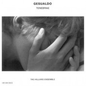 The Hilliard Ensemble: Carlo Gesualdo: Tenebrae - CD