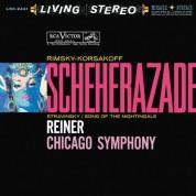 Fritz Reiner, Chicago Symphony Orchestra: Rimsky-Korssakoff: Scheherazade - CD