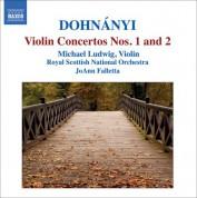 Michael Ludwig: Dohnanyi, E.: Violin Concertos Nos. 1 and 2 - CD