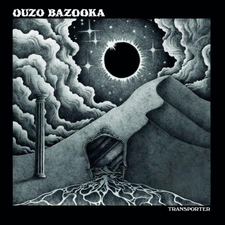 Ouzo Bazooka: Transporter (Hardal / Siyah Splatter) - Plak