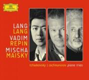 Lang Lang, Mischa Maisky, Vadim Repin: Tchaikovsky/ Rachmaninov: Piano Trios - CD