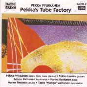 Pekka Pylkkanen: Pekka's Tube Factory - CD