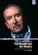 Claudio Arrau, University of Chile Symphony Orchestra, Victor Tevah: Claudio Arrau - The Maestro and the Masters: Beethoven, Schubert, Chopin, Liszt, Debussy - DVD