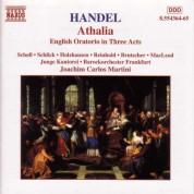 Handel: Athalia - CD