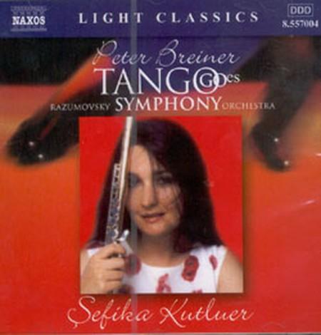 Tango Goes Symphony - CD