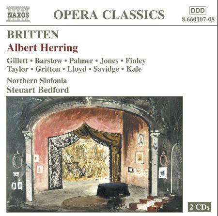 Britten: Albert Herring - CD