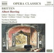 Britten: Albert Herring - CD